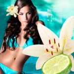 Top Exotic Fragrances:Light Blue Women Type Fragrance Oil