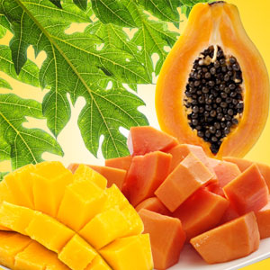 What Are the Best Scents for Summer:Mango Papaya Fragrance Oil