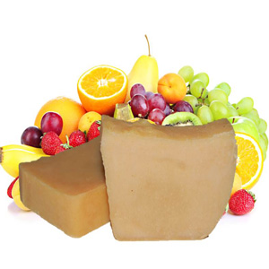 Coconut Soap Recipes: Fruit Frenzy Cold Process Soap Recipe
