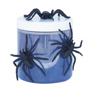 Craft Ideas for Fall Spider Venom Soap Jelly Recipe