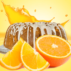 Orange Juice Cake Fragrance Oil