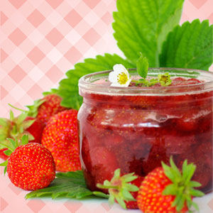 Strawberry Preserves Fragrance OIl