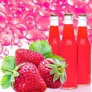Strawberry Scented Cosmetics and Candles: Strawberry Soda Pop Fragrance Oil