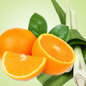 Popular Orange Fragrance Oils: Tangerine Lemongrass Fragrance Oil