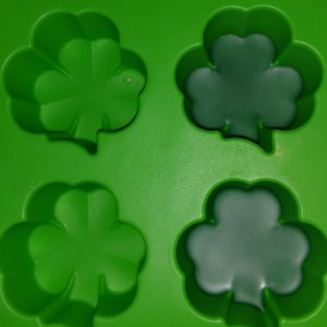 Saint Patricks Day Candle Recipe Creating You Beeswax Embeds