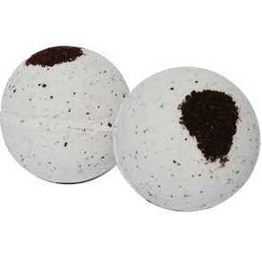 30 Free Bath Bomb Recipes: Freshly Ground Coffee Bath Bombs Recipe