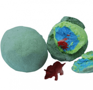 26 Ways to Use Apricot Kernel Oil Hatching Dinosaur Egg Bath Bomb Recipe