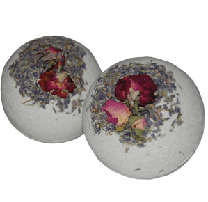 Use Cosmetic Clay in Your Recipes: Lavender Sage Bath Bomb Recipe