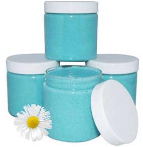 40 Homemade Sugar Scrub Recipes: Foaming Bath Salts Recipe