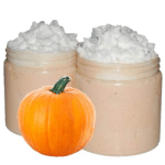 Halloween Craft Ideas Pumpkin Eggnog Foaming Sugar Scrub Recipe