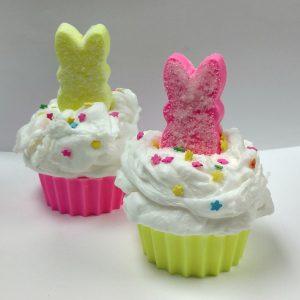 Peeps Cupcake Soaps Recipe