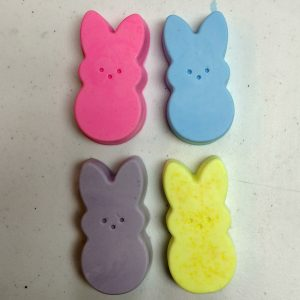 Peeps Cold Process Soap Recipe Sugar Coating the Peep Bunnies (2)