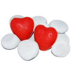 Crafts for Valentines Day: Valentine's Day Scented Rocks Recipe