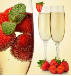 Fragrance Oils for the New Year: NG Strawberry & Champagne Type Fragrance Oil