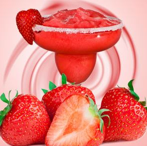 Strawberry Scented Cosmetics and Candles: Strawberry Daiquiri Fragrance Oil