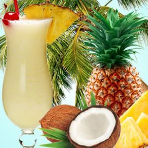 What Are the Best Scents for Summer: Pina Colada Fragrance Oil