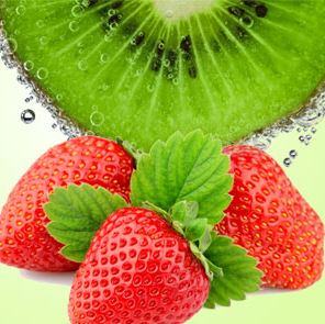 What Are the Best Scents for Summer: Strawberry Kiwi Fragrance Oil