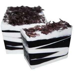 Soap Making Ideas: Zebra Print Soap Recipe