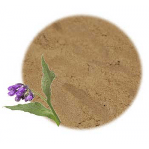 Herbs for Soap and Cosmetics Comfrey Root Powder