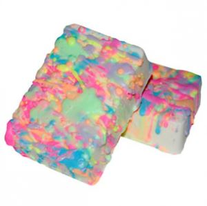Winter Crafts for Adults: Graffiti Melt and Pour Soap Recipe