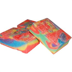 Soap Colorants in Cold Process Soap: Neon Colors