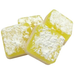 Food Recipes Inspired Us: Lemon Squares Soap Recipe