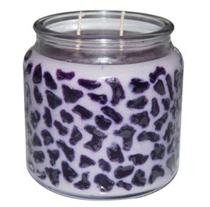 Winter Crafts for Adults: Leopard Candle Recipe