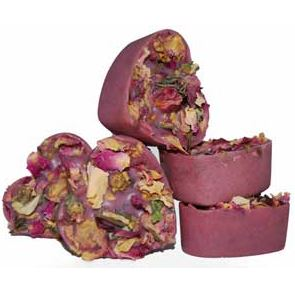 Cocoa Butter Recipes Rose Violet Bath Melts Recipe