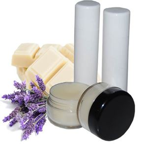 20 Lavender Recipes White Chocolate Lavender Lip Balm Recipe