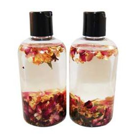 15 Ways to Use Rose Petals Passion Massage Oil Recipe