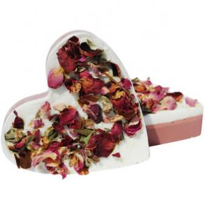 20 Valentine's Day Crafts Perfectly Pampered Shaving Soap Recipe