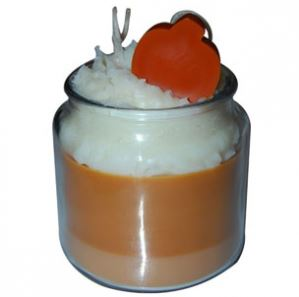 Food Recipes Inspired Us: Pumpkin Pie Candle Recipe