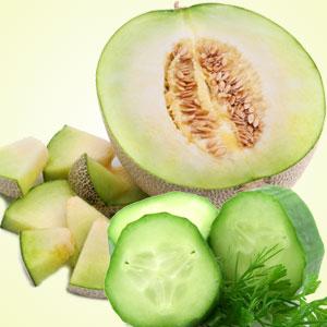 Fragrance Oils for Saint Patricks Day:Cucumber & Melons Fragrance Oil