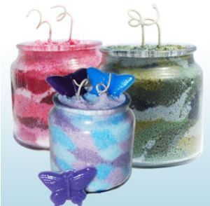 20 Candle Making Classes for Beginners: Granulated Wax Candle Making