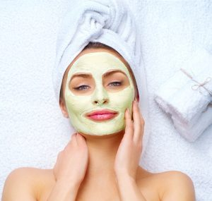 Home Spa Day Ideas Ladies Night In Facial