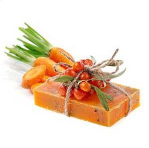 Olive Oil Soap diy:Carrot Cold Process Soap Recipe