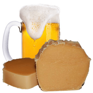 Olive Oil Soap diy: Beer Cold Process Soap Recipe
