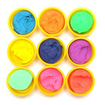 25 Ways to Use Peppermint: Scented Play Dough Recipe
