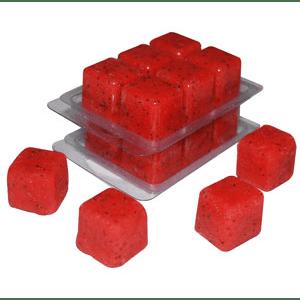 Soap Recipes for Christmas: Sour Watermelon Sugar Scrub Cubes Recipe