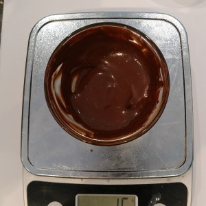Swirled Melt and Pour Soap Recipe Preparing the Brown Colorant Portion