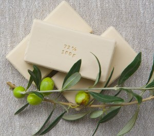 Olive Oil Benefits in Homemade Soap