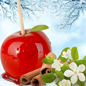Apple Scented Projects: Wintery Candy Apple Fragrance Oil