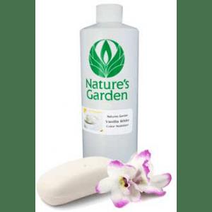 Rustic Tree Trunk Soap Recipe: Vanilla White Color Stabilizer