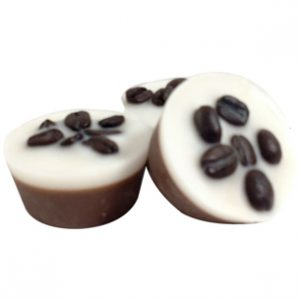 Ways to Scent Your Home For Christmas: Christmas Coffee Wax Tarts Recipe