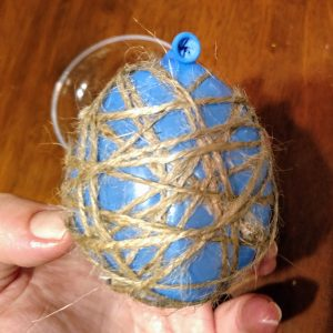 Scented Twine Christmas Ornaments Recipe: Wrap Up Your Balloons