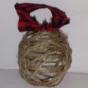 Scented Twine Christmas Ornaments Recipe