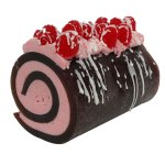 Chocolate Scent for Scented Crafts: Chocolate Raspberry Drizzle Rolled Soap Recipe