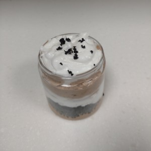 Chocolate Bath Butter Scrub Recipe: Packaging the Bath Butter