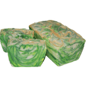 Crafts for St. Patrick's Day: St Patty's Day Cold Process Soap Recipe