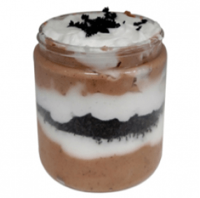 Crafts for Valentines Day:Chocolate Bath Butter Scrub Recipe